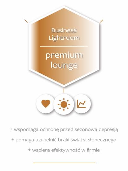 światłoterapia dla firm Business Lightroom