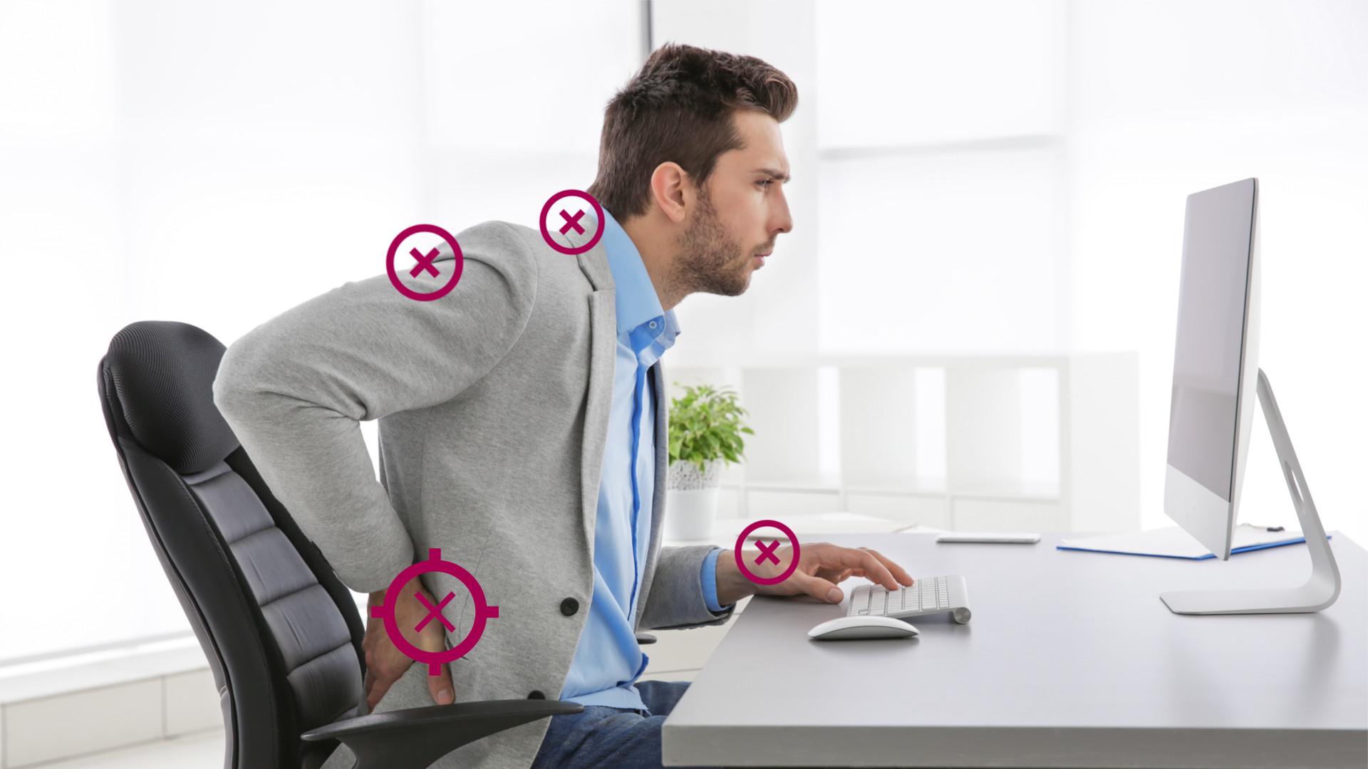 HealthDesk ergonomia w pracy