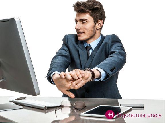 HealthDesk ergonomia pracy