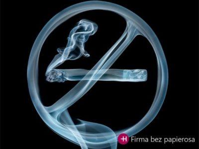 HealthDesk firma bez papierosa