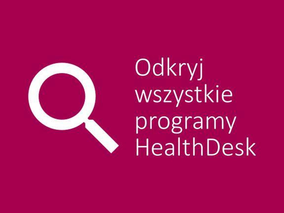 Programy prozdrowotne dla firm HealthDesk