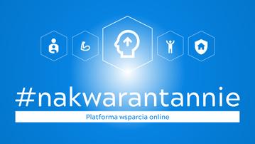 Platforma wsparcia online #nakwarantannie